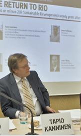 Dr. Tapio Kanninen